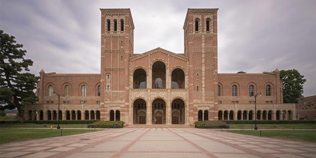 University of California, her fra UCLA, har signert en storavtale med Springer Nature.