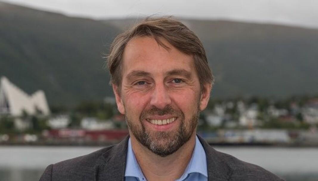UiT har stramma inn på en del rutiner, ifølge økonomidirektør Odd Arne Paulsen etter at de måtte gi opp å få tilbake millionene de ble svindlet for i fjor