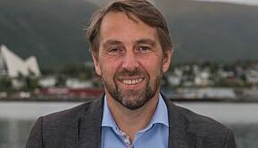 Organisasjons- og økonomidirektør Odd Arne Paulsen vil signalisere klart at universitetsldelsen ønsker at folk sier i fra.