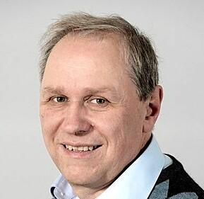 Jan Ubøe er matematikkprofessor.