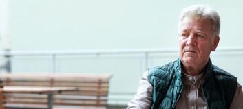 Svein Larsen fikk munnkurv etter vits om tyske turister