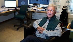 Svein Larsen, professor ved Det psykologiske fakultet i Bergen.