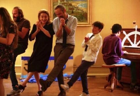 Underholdende og konfliktfylt familiefest