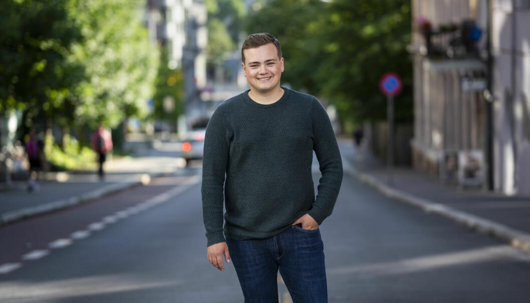 — Det sier noe om hva det koster å være student i Norge, sier NSO-leder Andreas Trohjell om tallene som kommer fram i den ferske rapporten.