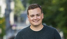 NSO-leder Andreas Trohjell