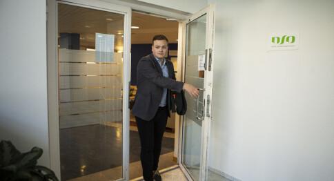 Førebels ingen klare kandidatar til NSO-leiar