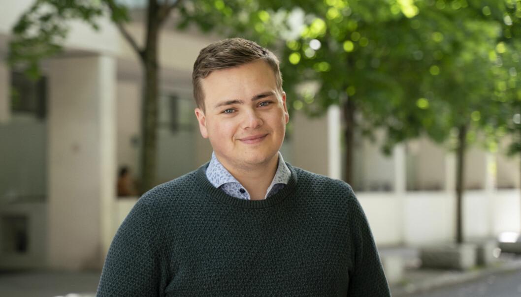 — Studentene har virkelig fått føle på tiltakene, sier NSO-leder, Andreas Trohjell