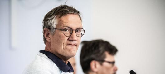 23 svenske forskarar hardt ut mot Tegnell