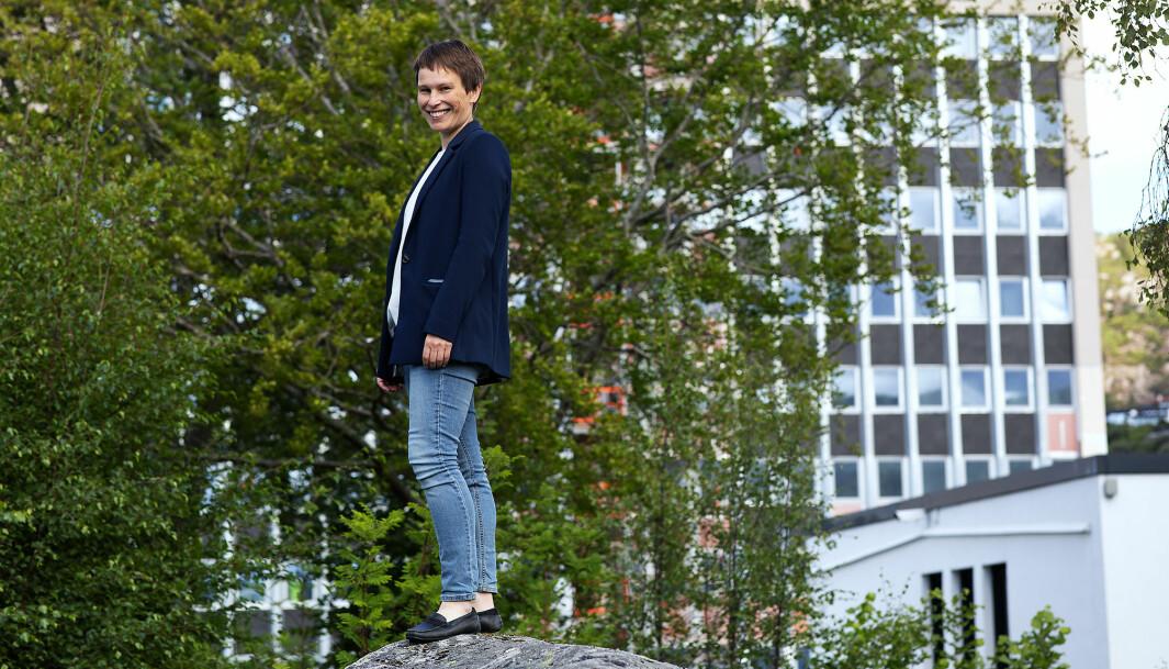Linda Nøstbakken skulle verta sivilingenør. I staden vart ho siviløkonom og deretter professor i samfunnsøkonomi.