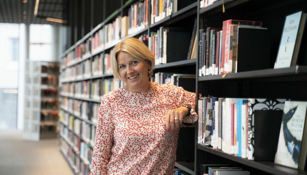 Kristin Vinje i Nokut samarbeider med forskningsinstituttet Nifu og vil kartlegge arbeidshverdagen til alle forelesere ved universiteter og høgskoler.