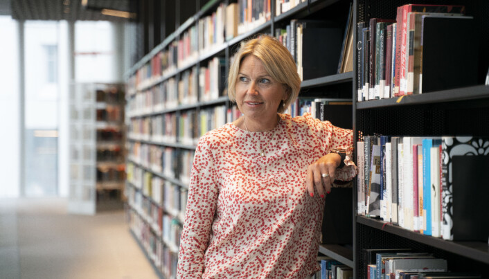 Kristin Vinje, direktør i Nokut, vil ikkje fortelje kvifor ho bad om at søknaden hennar til stillinga ikkje skulle vere offentleg.