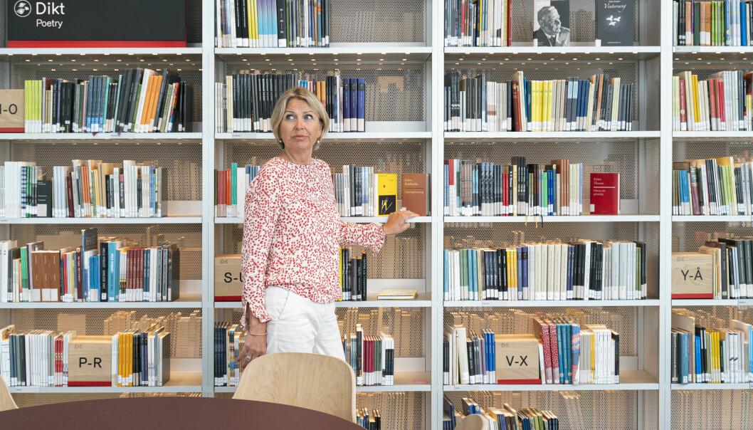 Nokut-direktør Kristin Vinje mente regjeringen hadde satt i gang en spennende prosess da nyheten om omorganiseringen ble kjent. Flere tillitsvalgte er nå kritiske til den samme prosessen.