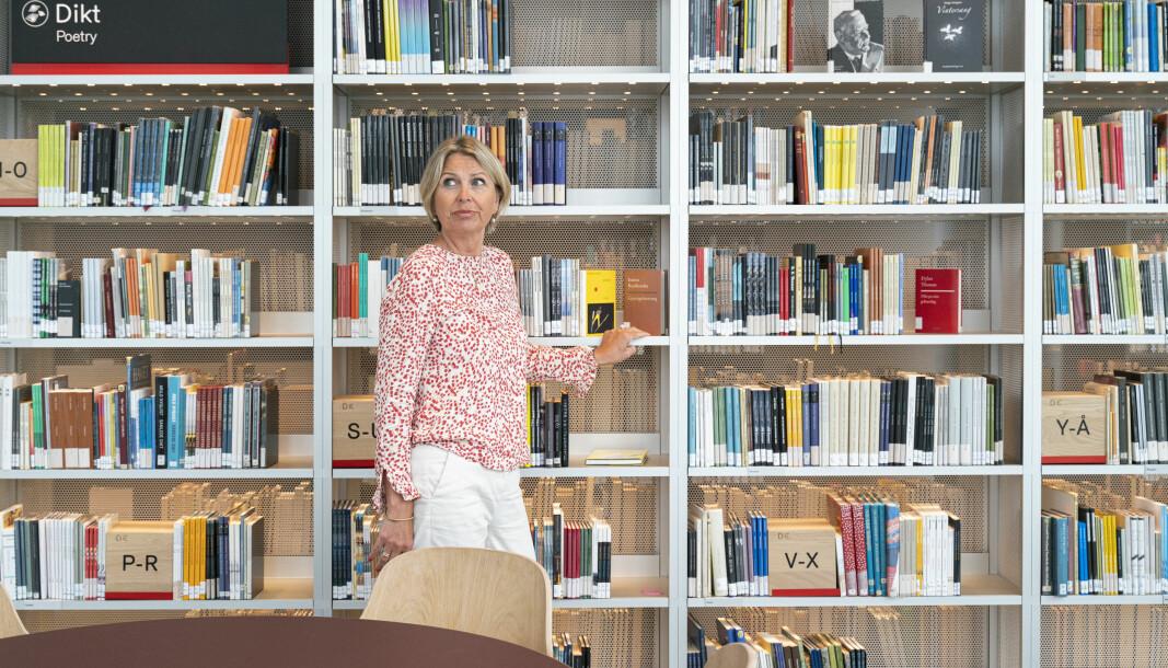 Administrerende direktør i Nokut, Kristin Vinje, er bekymret for signalet budsjettkuttet sender.