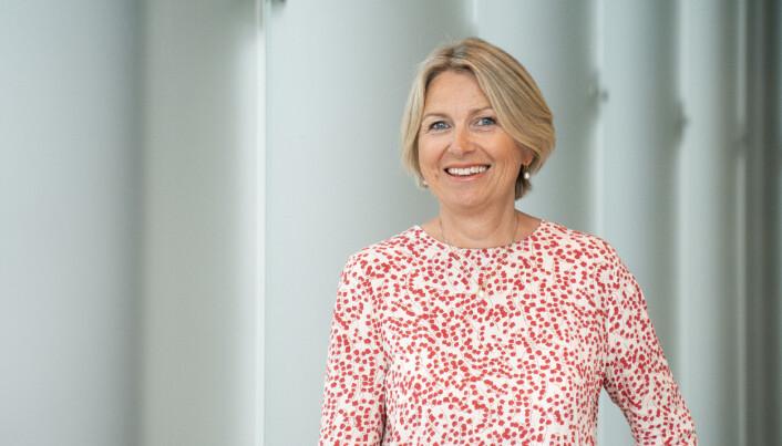 Kristin Vinje, direktør i Nokut.