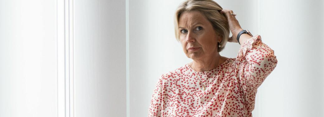 Kristin Vinje ble ny Nokut-direktør 1. september, og inngår i en ledelse der halvparten er nye i jobben.