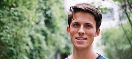 Landbruksstudent leder Grønne Studenter