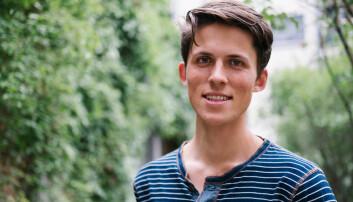 Ny leder av Grønne Studenter, Tor Grobstok