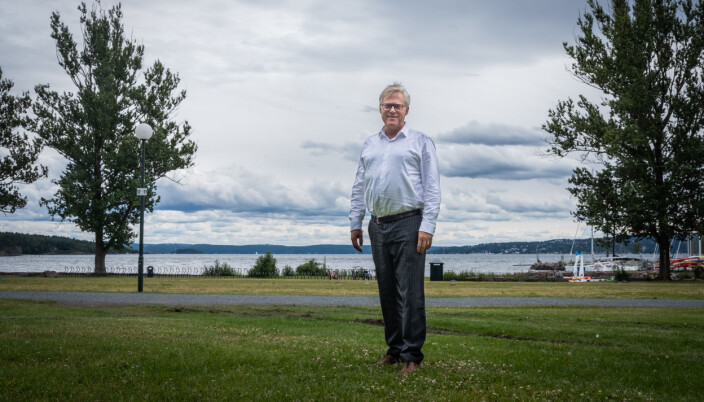 Øystein Lund er konstituert administrerende direktør i Nokut