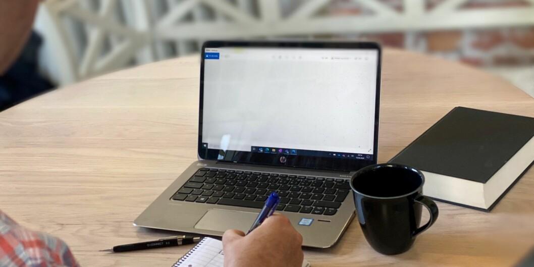 Det er viktig å utvikle et nytt moderne system, som skiller seg fra utdaterte løsninger, skriver innleggsforfatteren.