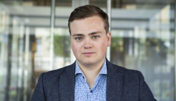 Leder av Norsk studentorganisasjon, Andreas Trohjell, er kritisk til at regjeringen ønsker å bygge færre studentboliger neste år enn tidligere år.