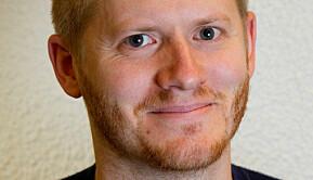 Førsteamanuensis Morten Mattingsdal ved Universitetet i Agder.