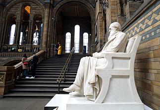 Redd Darwin-kritisk artikkel blir misbrukt i rekruttering