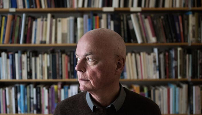 Professor Andres Johansen, UiB.