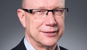 Prodekan for forskning, Jens Petter Berg.