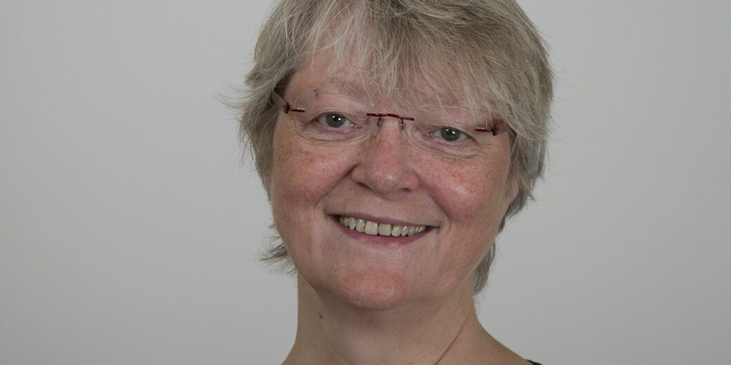 Marit Krogtoft, tillitsvalgt Nord universitet.