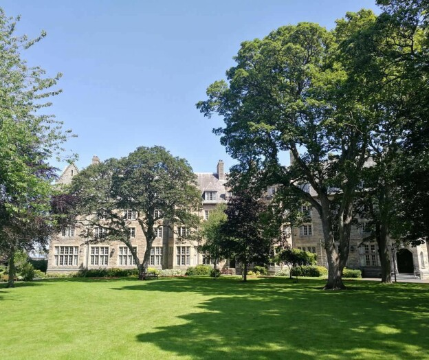 Mulig voldtektsskandale på prestisjeuniversitet i Skottland