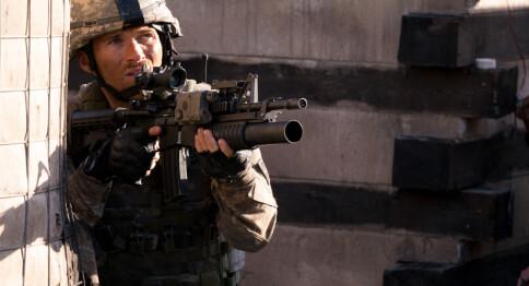 En ukritisk hyllest til den amerikanske soldaten