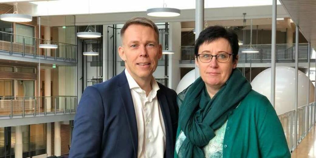 Møreforsking AS med styreleiar Tormod Thomsen og direktør Agnes C. Gundersen gjekk til omfattande permitteringar under koronakrisa og fekk løn for 21 av 55 tilsette frå NAVs ekstraordinære kompenasjonsordning.