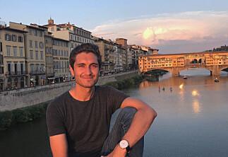 Ny leder for norske studenter i utlandet