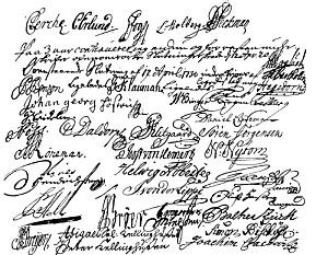 Ved 200-årsjubileet i 1926 publiserte Det kongelige oktroierede Sø-Assurance-Kompagni sin jubileumsbok i Danmark. Kompaniet vektla Holbergs investering, og man trykket da (på s. 135) faksimile av første generalforsamlingsprotokoll, fra 12. april 1730, der Holbergs underskrift kan ses på øverste linje..