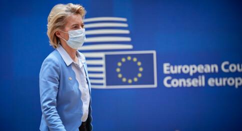 Hardt slag for forsking i EU - kuttar 14 milliardar euro