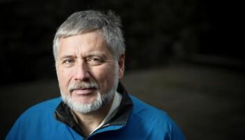 Eystein Jansen , professor ved Bjerknessenteret