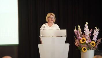 Rektor ved UiT, Anne Husebekk, forteller at 7602 studenter har fått tilbud om studieplass ved UiT.