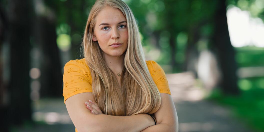 Grimstad-student, Tone Nykos Midtun, håper universiteter og høgskoler er bedre forberedt når neste smittekrise oppstår.