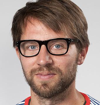 Espen Åkervik, forsker FFI