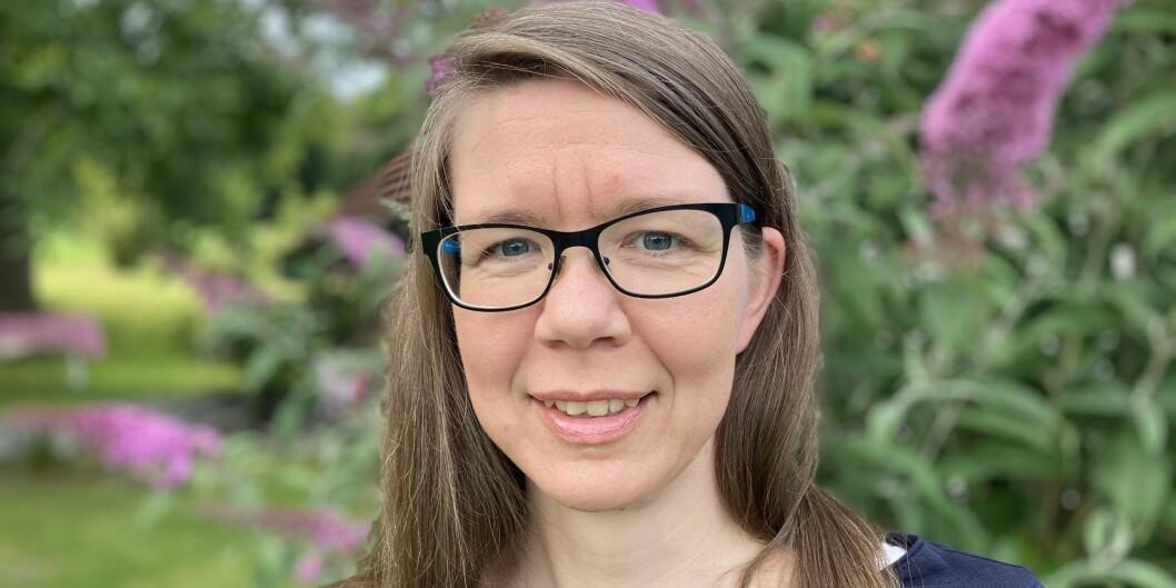 Amrei Müller er skuffet etter Oslo tingrett ikke ga henne medhold i søksmålet mot Universitetet i Oslo og hun har ikke råd til å anke.