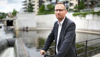 Øyvind Kvalnes går inn i PFU.