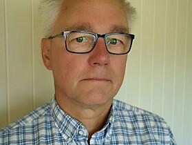 Førstelektor Trond Winther ved Universitetet i Sørøst-Norge og Høgskolen i Østfold.