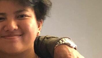 IB-elev Venus Khop Chon: — Politikarane vil la saka dø ut