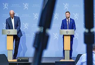 Slik skal Norge gjenåpnes