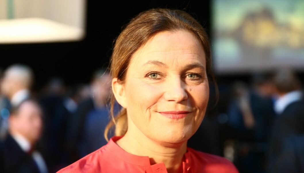 Konsernsjef i Sintef, Alexandra Bech Gjørv, ledet 22. juli-kommisjonen.