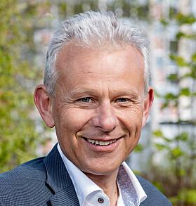 Geir MIkalsen ved NHH.