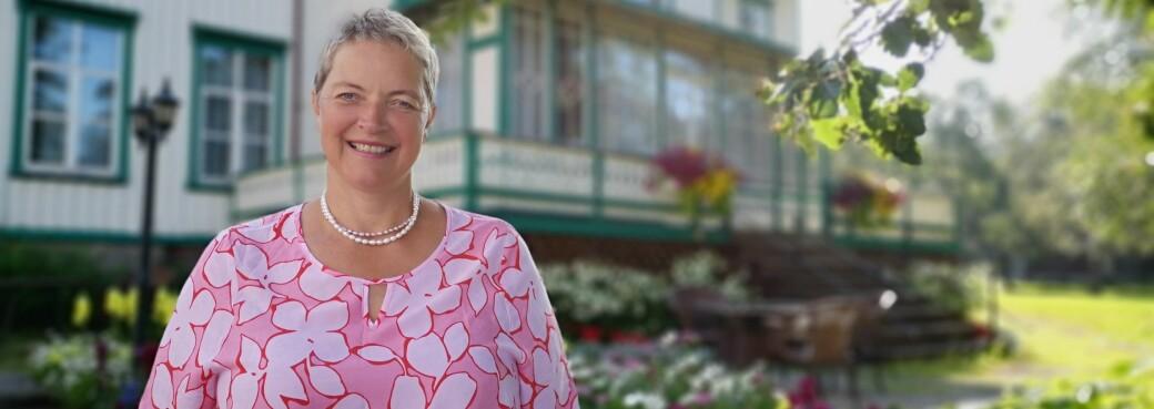 Rektor ved Nord universitet, Hanne Solheim Hansen