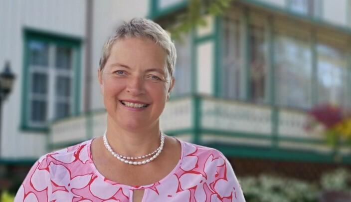 Nord-rektor Hanne Solheim Hansen