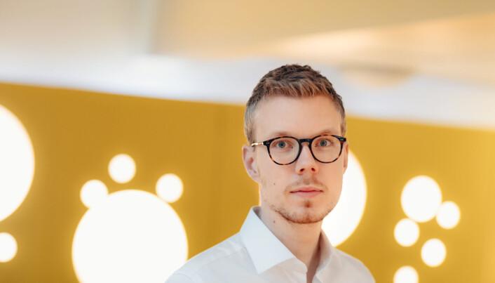 Sjef for internasjonal seksjon i Datatilsynet, Tobias Judin.