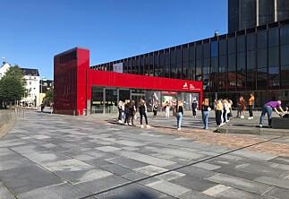 22 studentar smitta i Bergen